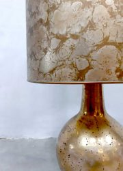 vintage Italian design tafellamp hollywood regency dubai gold luxury
