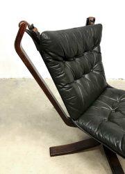 midcentury Trygg chair Denmark Scandinavian design