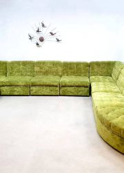 vintage laauser style sofa seating group