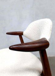 midcentury design Tijsseling Dutch design eetkamerstoelen dining chairs