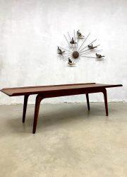 Vintage design coffee table salontafel Bovenkamp Aksel Bender Madsen