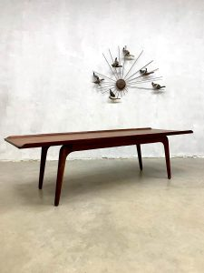 Vintage design coffee table salontafel Bovenkamp Aksel Bender Madsen