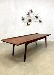 midcentury Dutch design coffee table Bovenkamp Aksel Bender Madsen