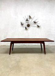 vintage Aksel Bender Madsen coffee table salontafel Danish Dutch design