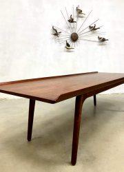 midcentury design coffee table teak table Aksel Bender Madsen