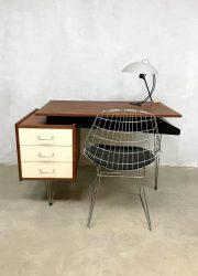 midcentury desk Pastoe Cees Braakman bureau desk minimalism