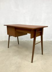 vintage bureau teak desk Danish design