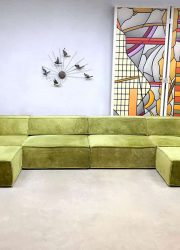elementen bank groen modular sofa German design COR