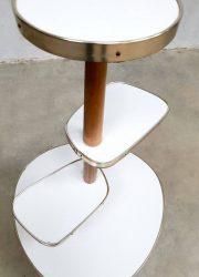 vintage retro plantentafel planttable loft interior formica table