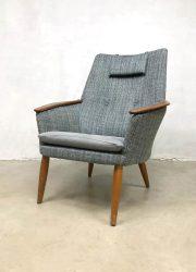 Madsen & Schubell Scandinavian vintage design chair fauteuil Bovenkamp