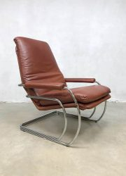 Gelderland arm chairs lounge fauteuils Jan Des Bouvrie model 301 vintage Dutch design