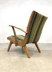 vintage Dutch armchairs fauteuils colors Paul Smith
