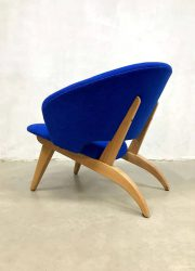 Nederlands design lounge fauteuil Artifort Congo chair Theo Ruth