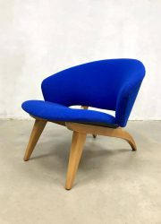 vintage Dutch design congo chair Theo Ruth easy chair Artifort