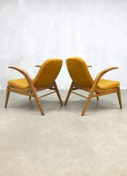 vintage ULUV prague chairs lounge fauteuils design