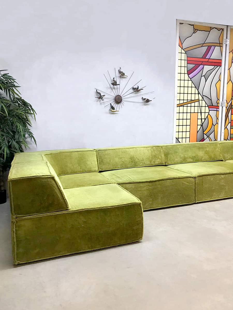 Design Bank Cor.Vintage Design Modular Sofa Elementen Bank Cor Team Form Ag