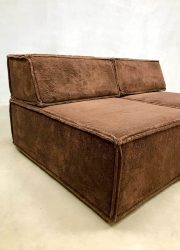 vintage lounge bank element sofa seventies vintage design Cor