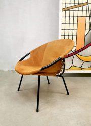 vintage lounge fauteuil Lusch & Co armchair