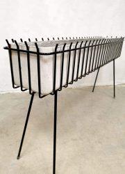 vintage design plantenstandaard wire plant stand minimalism