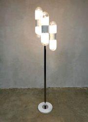 Vintage floor lamp vloerlamp Murano Glass Carlo Nason Mazzega