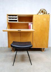Vintage cabinet secretaire kast cabinet Pastoe Cees Braakman CB01