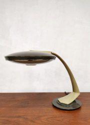 Vintage Spanish design desk lamp bureaulamp Fase