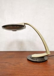 vintage bureau lamp verlichting Spanish design Fase desk lamp