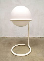 Vintage Space age design Globe floor lamp vloerlamp XL