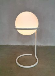 vintage space age ball lamp retro vloerlamp bal