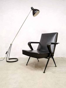 Vintage Dutch design floorlamp vloerlamp Floris Fiedeldij Artimeta
