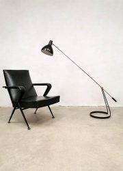Artimeta floorlamp vintage Dutch design vloerlamp Floris Fiedeldij