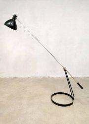 Floris Fiedeldij Dutch vintage design Artimeta floorlamp vloerlamp