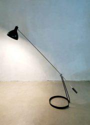 Floorlamp vloerlamp vintage Dutch design Artimeta Floris Fiedeldij