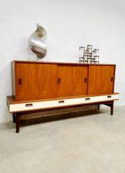 midcentury design kast sideboard cabinet dressoir Deens