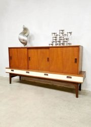 midcentury cabinet Danish design dressoir