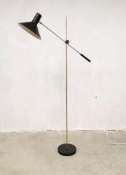 vintage floor lamp Dutch design Anvia vloerlamp