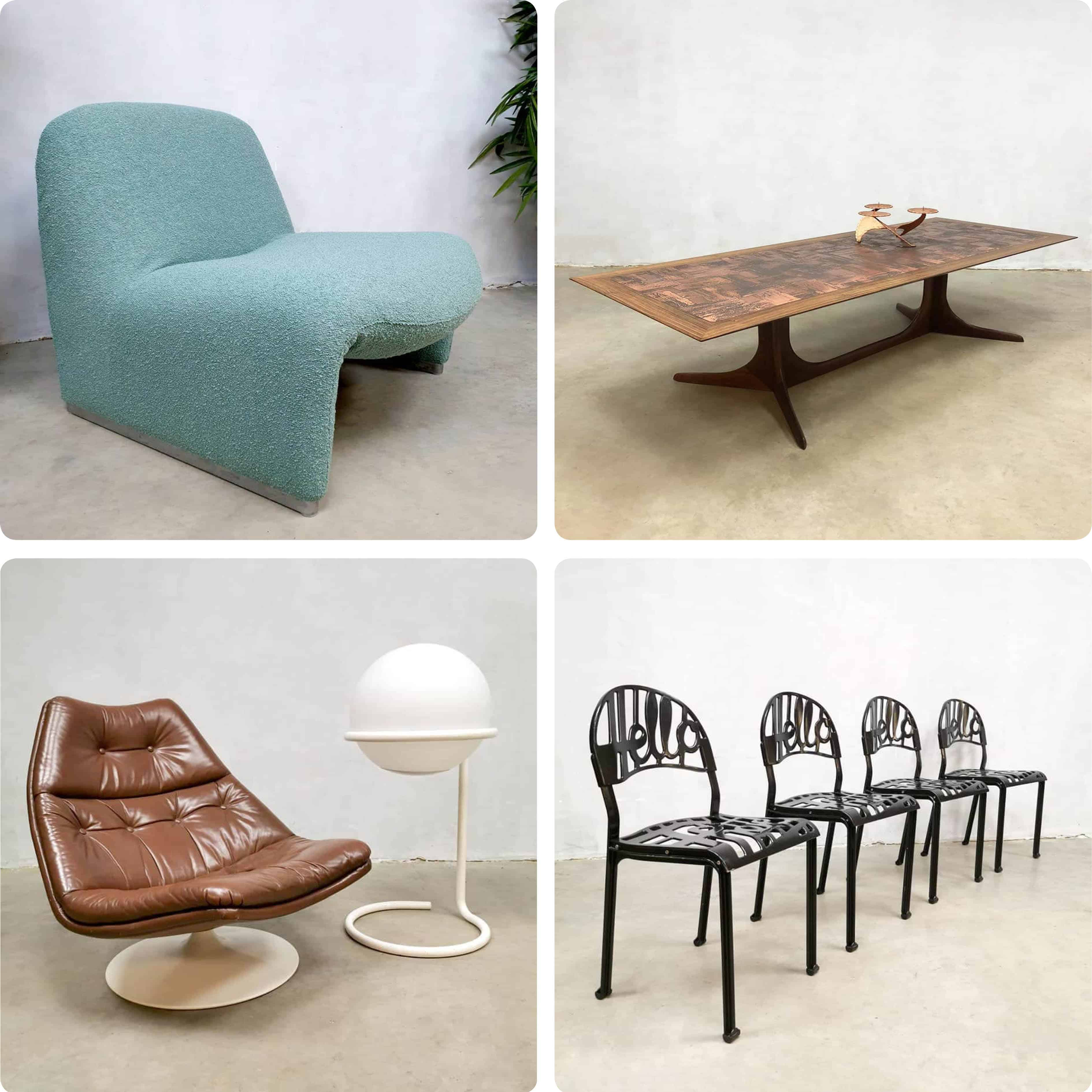 Design Meubelen Jaren 50.Noors Design Meubels