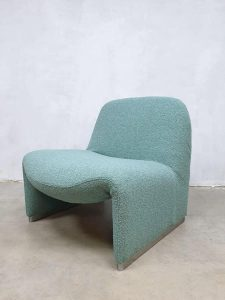 Design Salontafel Artifort.Vintage Design Alky Castelli Artifort Lounge Chair Fauteuil