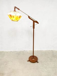 vintage fifties floor lamp sixties lamp light