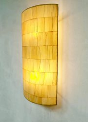 vintage design wall lamp sixties seventies retro lamp