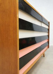 vintage ladekast cabinet Czech design Jiri Jiroutek