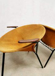 midcentury design balloon chairs Lea Hans Olsen