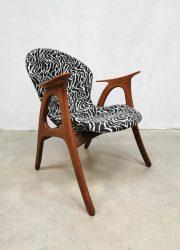 vintage Aage Christiansen lounge chair fauteuil Erhardsen Andersen 1960 Scandinavian Danish
