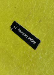 fiberglass Miller Herman Vitra stoelen eetkamerstoelen