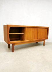 midcentury Danish design sideboard teak vintage dressoir Burchardt Nielsen HP Hansen Dyrlund