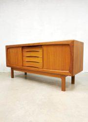 vintage sideboard dressoir Burchardt Nielson Mobler Danish design