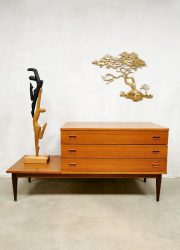 Vintage Danish design cabinet chest of drawers tv meubel ladekast