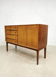 Dressoir chest of drawers sideboard Danish vintage ladekast Deens