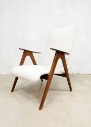 Midcentury design fauteuil Webe Louis van Teeffelen armchair chair