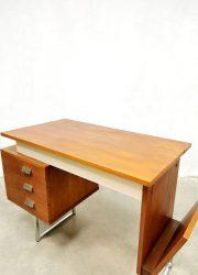 vintage design bureau desk industrial industrieel jaren 60 sixties